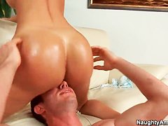 Jordan Ash loves fake tits of Franceska Jaimes
